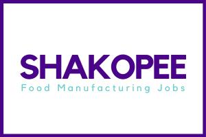 food manufacturing jobs in shakopee mn
